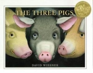 The-Three-Pigs-Wiesner-David-9780618007011